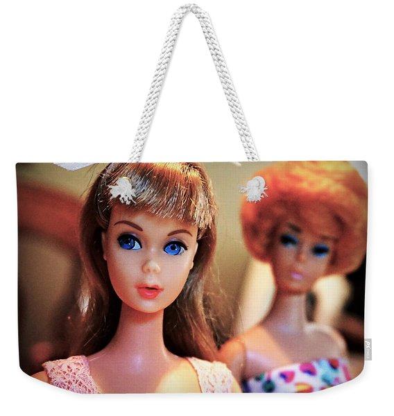 The Two Dolls Weekender Tote Bag
