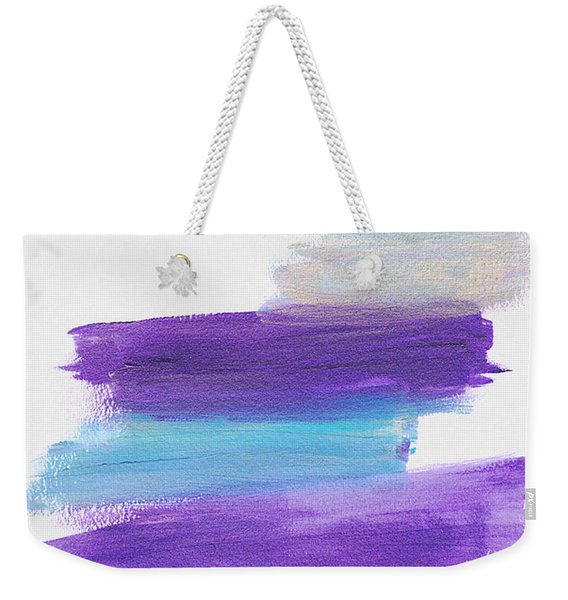 The Unconscious Mind Weekender Tote Bag