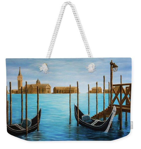 The Venetian Phoenix Weekender Tote Bag