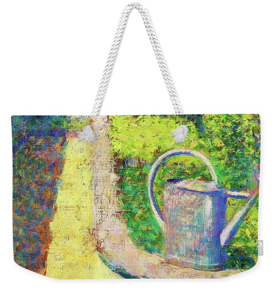 The Watering Can - Digital Remastered Edition Weekender Tote Bag