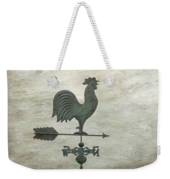 The Weather Vane Weekender Tote Bag