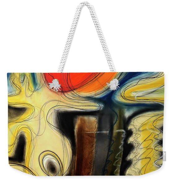 The Whirler Weekender Tote Bag