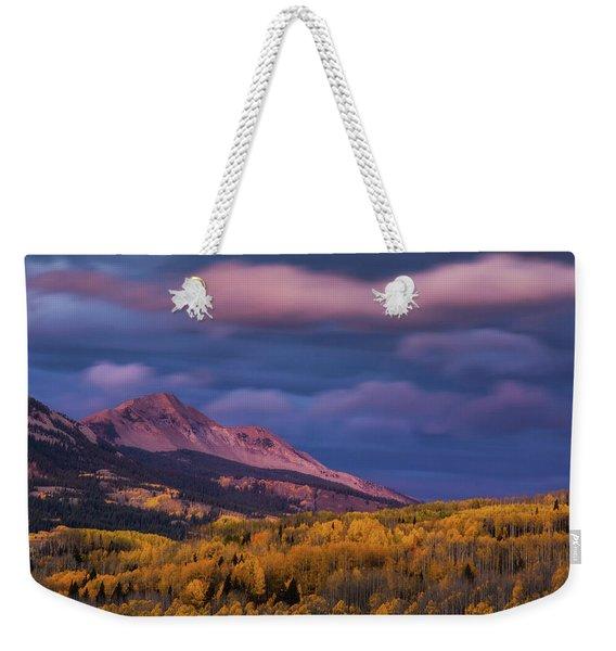 The Whisper Of Clouds Weekender Tote Bag