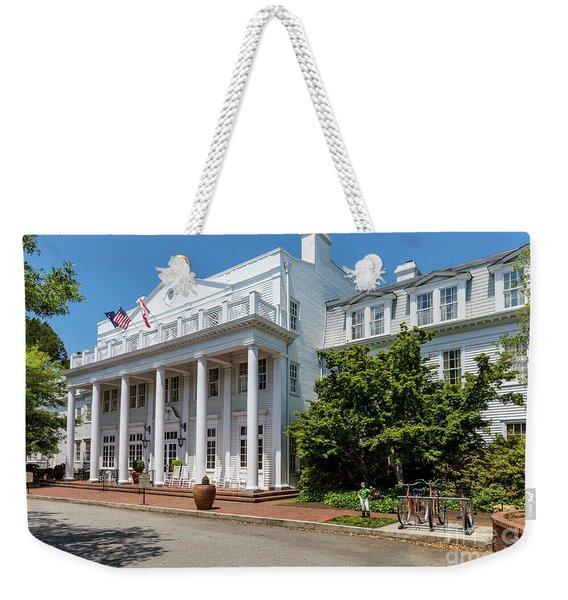 The Willcox Hotel - Aiken Sc Weekender Tote Bag