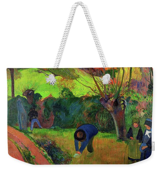 The Willow Tree - Digital Remastered Edition Weekender Tote Bag