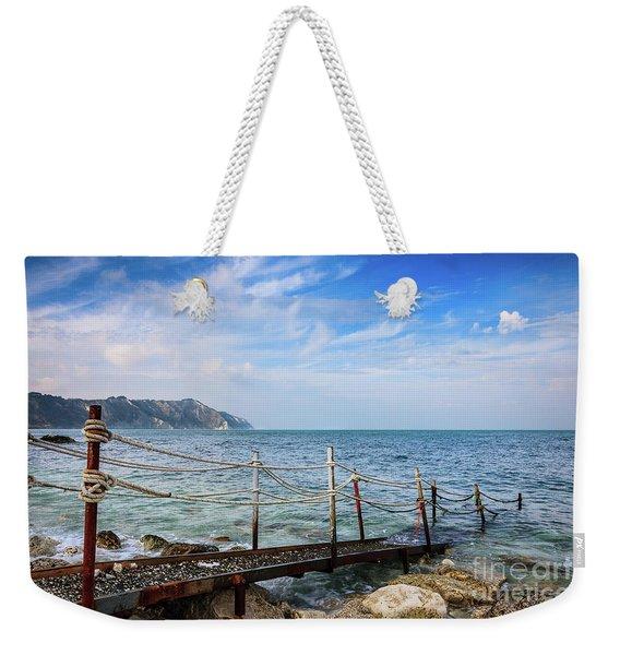 The Winter Sea #2 Weekender Tote Bag