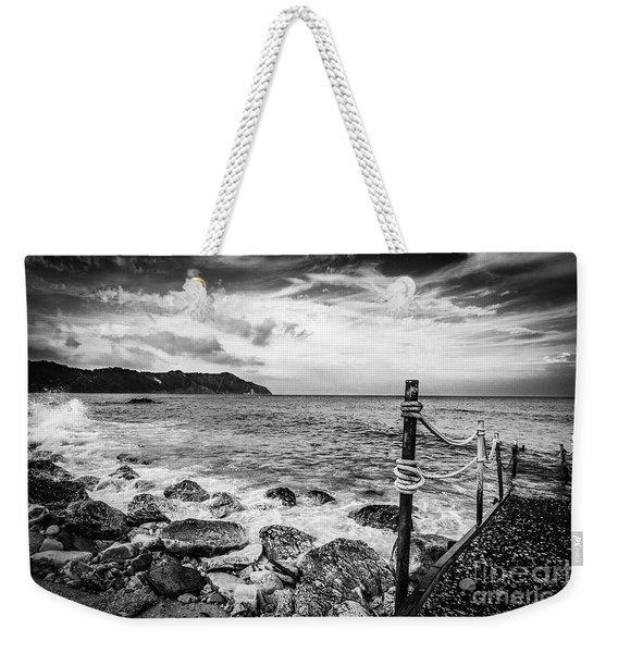 The Winter Sea #4 Weekender Tote Bag