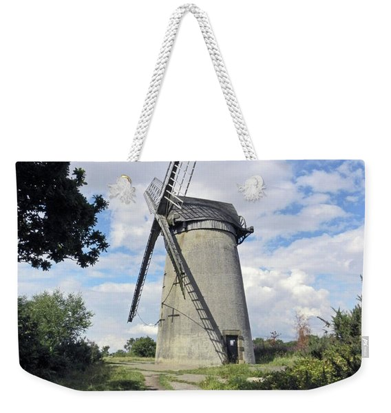 The Wirral. The Windmill On Bidston Hill. Weekender Tote Bag