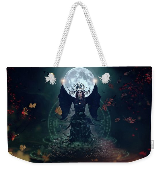 The Witch Weekender Tote Bag
