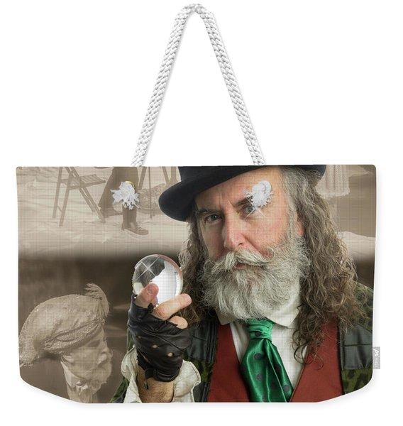 the Wizard Weekender Tote Bag