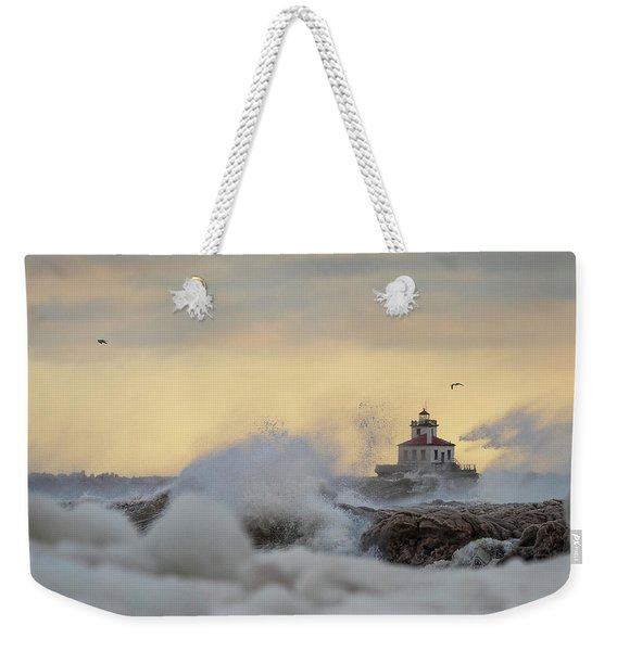 The Wrath Of Ontario Weekender Tote Bag