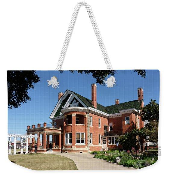 Thistle Hill Weekender Tote Bag