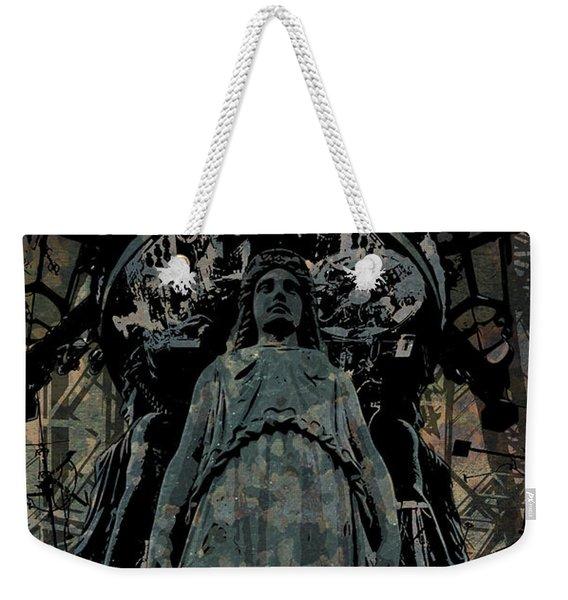 Three Caryatids Weekender Tote Bag