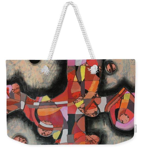 Thresher Weekender Tote Bag