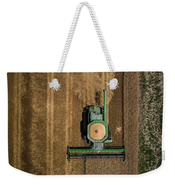 Through Wheat Weekender Tote Bag
