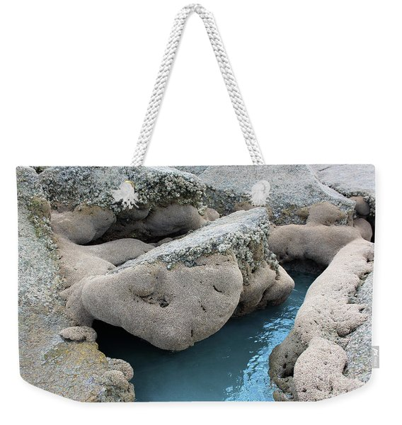 Tidal Pool 1 Weekender Tote Bag