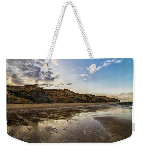 Tidal Reflections Weekender Tote Bag