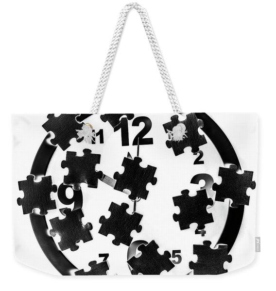 Time Complexities Weekender Tote Bag