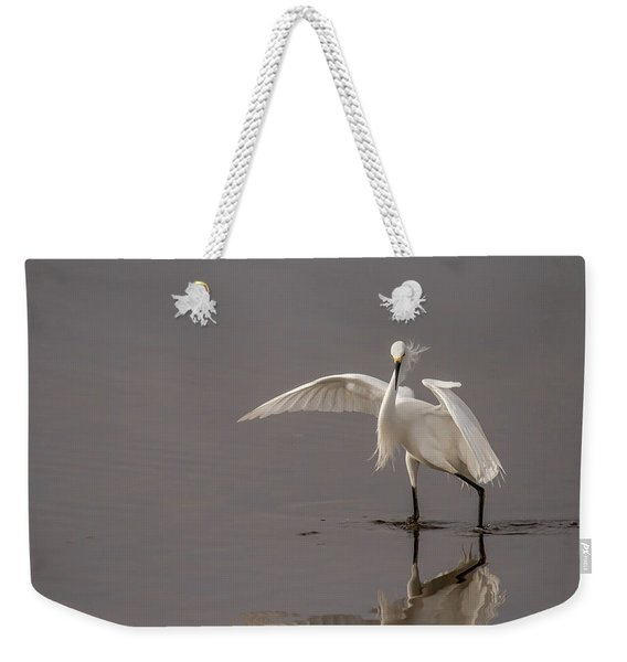 Time To Fish Weekender Tote Bag