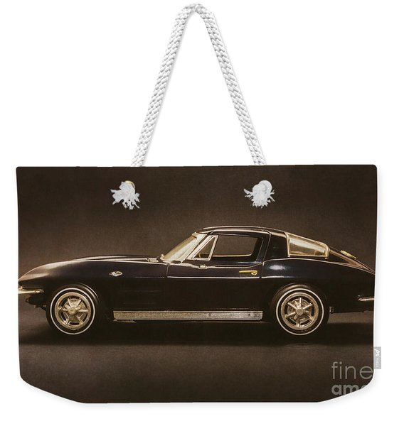 Timeless Classic Weekender Tote Bag