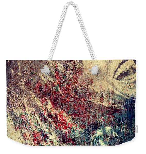 Tina Turner Spirit  Weekender Tote Bag