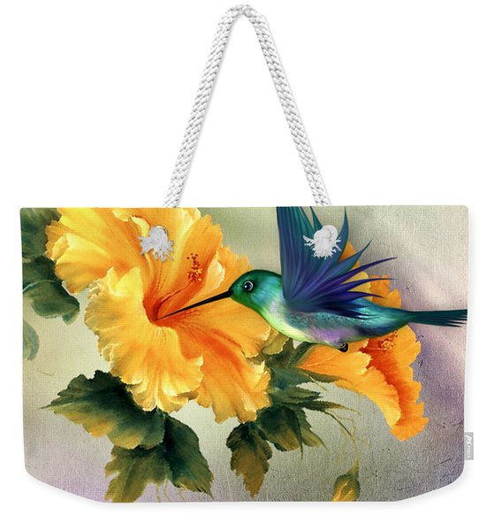 Tiny Wings Weekender Tote Bag