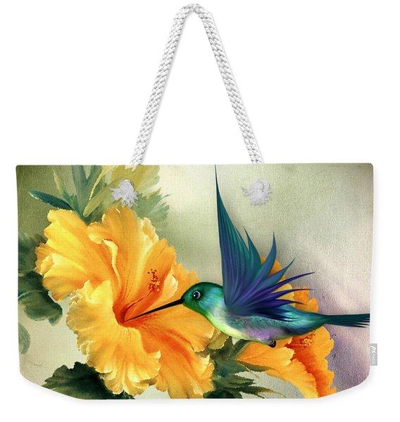 Tiny Wings Weekender Tote Bag