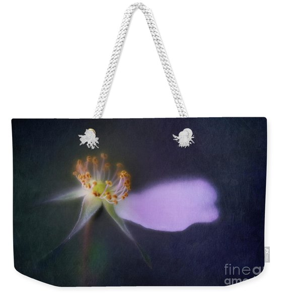 To Be Gone In A Bit Weekender Tote Bag