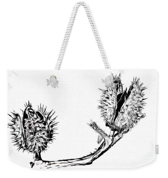 To Be Or Not To Be Weekender Tote Bag
