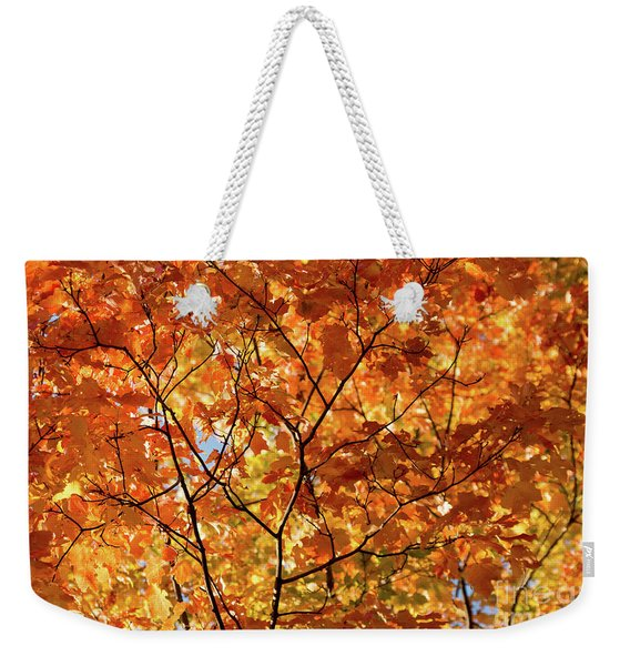 To Be Up In The Trees Weekender Tote Bag