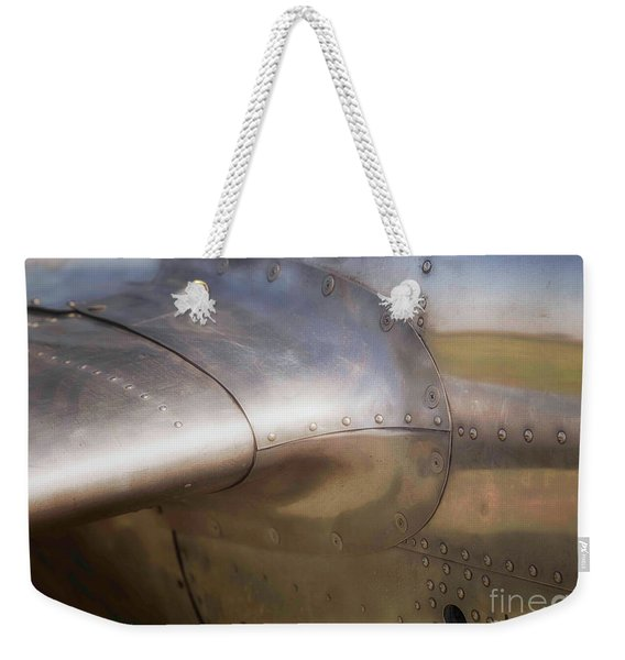 To Escape The Land Weekender Tote Bag