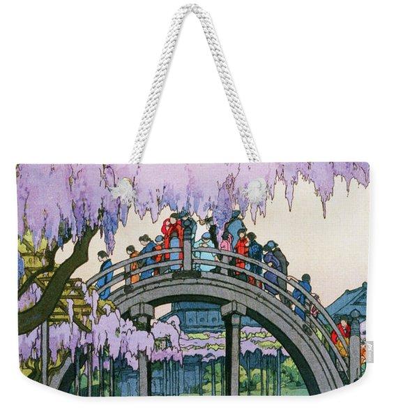 Tokyo Junidai, Kameico - Digital Remastered Edition Weekender Tote Bag