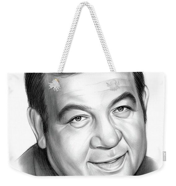 Tom Bosley Weekender Tote Bag