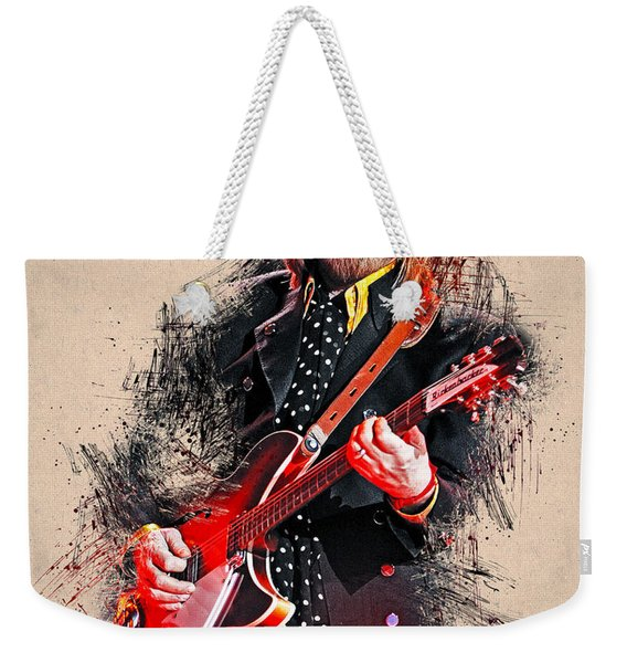 Tom Petty - 35 Weekender Tote Bag