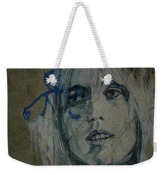 Tom Petty - Resize  Weekender Tote Bag