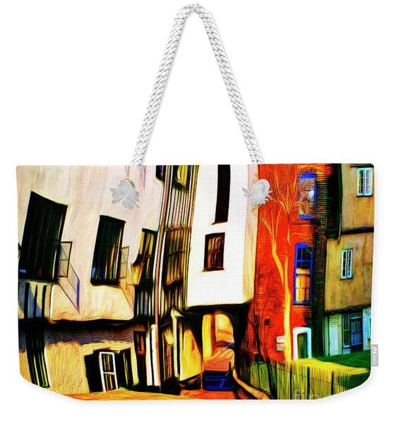 Tombeland Alley Weekender Tote Bag