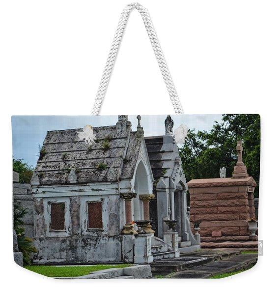 Tombs And Graves Weekender Tote Bag