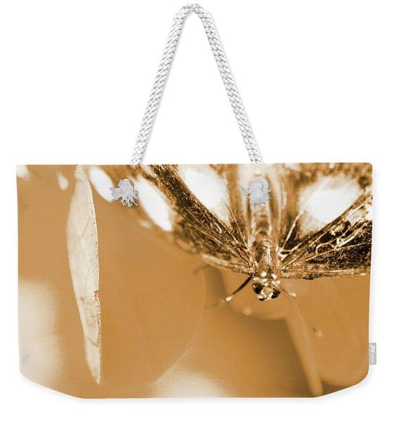 Toned Tropics Weekender Tote Bag