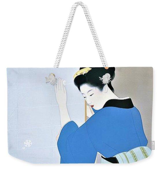 Top Quality Art - Late Fall Weekender Tote Bag