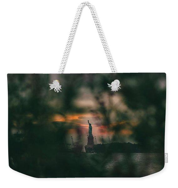 Torchlight Weekender Tote Bag
