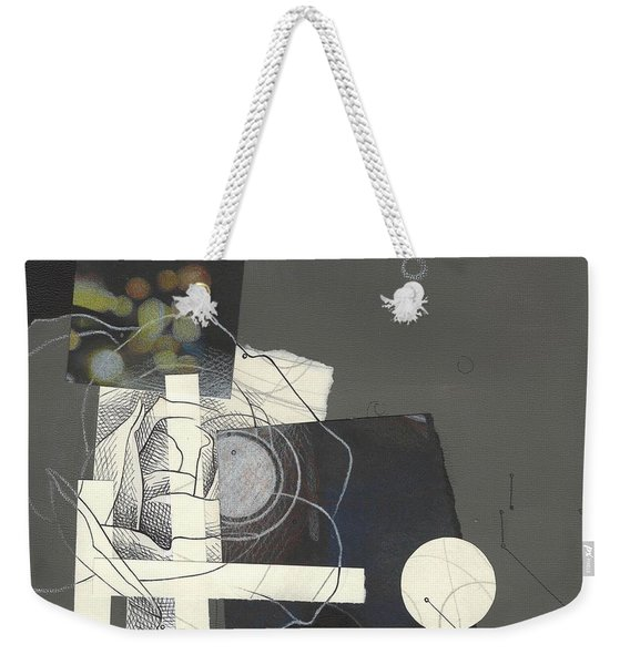 Torn Beauty No. 1 Weekender Tote Bag