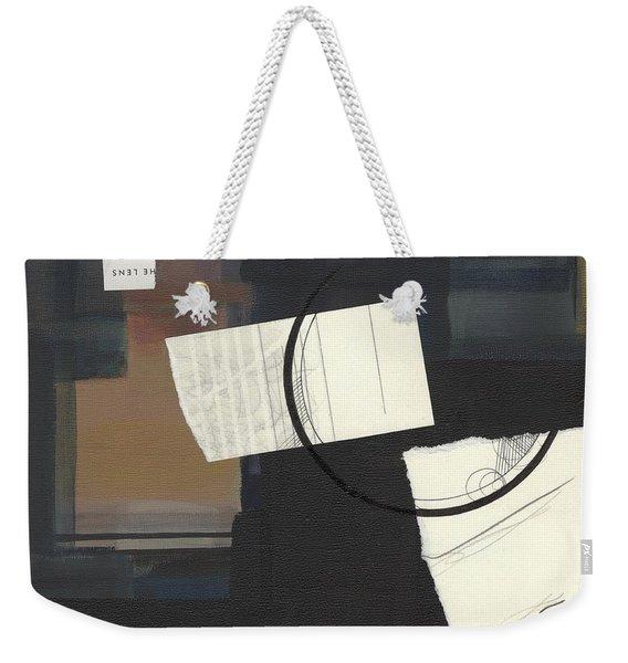 Torn Beauty No. 6 Weekender Tote Bag