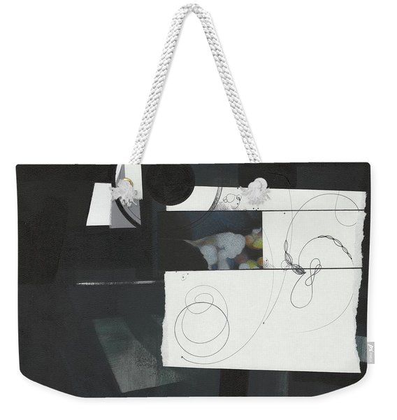 Torn Beauty No. 7 Weekender Tote Bag