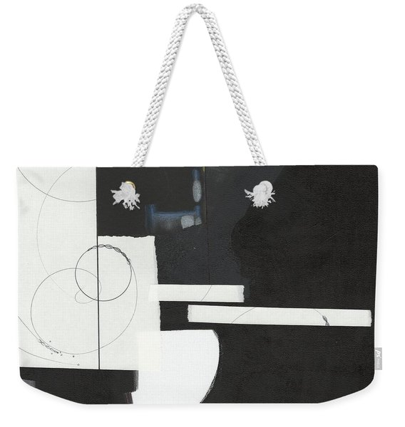 Torn Beauty No. 8 Weekender Tote Bag