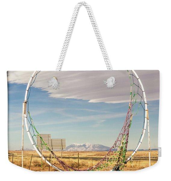 Torn Iconic Dreamcatcher Weekender Tote Bag