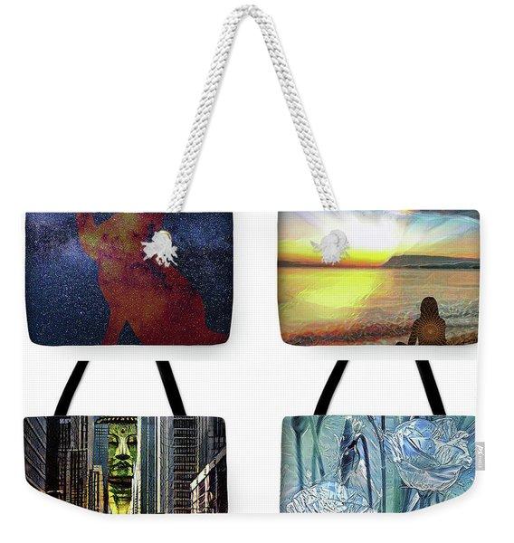 Tote Bags Samples Weekender Tote Bag