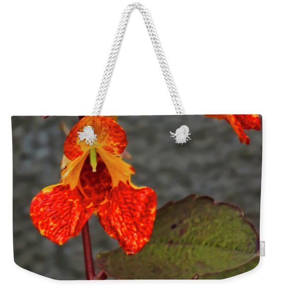 Touch Me Nots Weekender Tote Bag