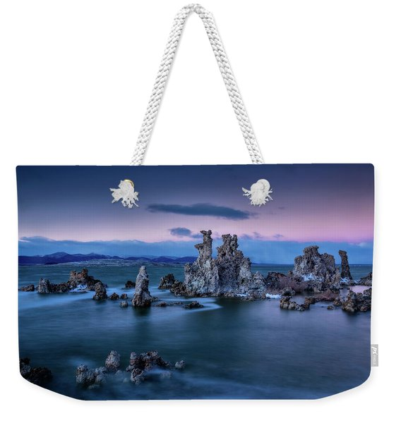 Towers Of Tufa Weekender Tote Bag