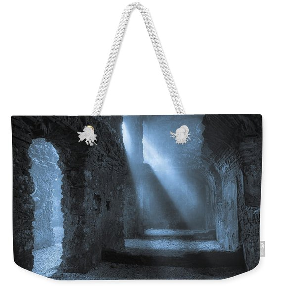 Traces Of The Past Weekender Tote Bag