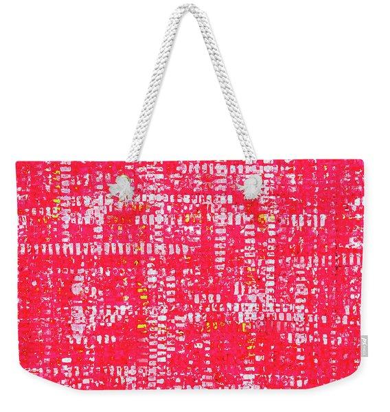Mosaic Tapestry 1 Weekender Tote Bag